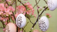 décoration spéciale Pâques