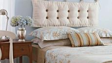 tête de lit faite maison campagne