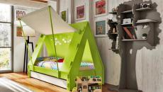 Chambre d'enfant design au lit original