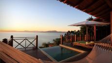 Ponta dos Ganchos hôtel de luxe