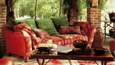Canapé design néo classique par Roche Bobois
