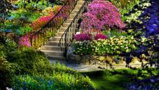 décoration de jardin unique