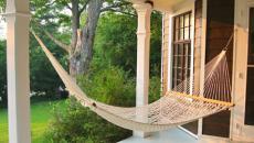 mobilier de jardin incontournable le hamac