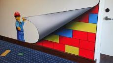 Hôtel design Lego les petits détails de la déco