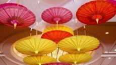 Idées de déco originales inspirées par les parapluies chinois
