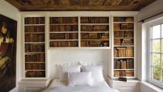 entre chambre et bibliothèque