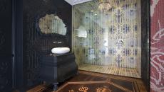 salle de bain maison de luxe par marcel wanders