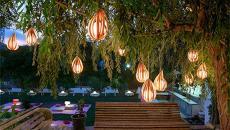 Luminaire jardin créatif pour une ambiance outdoor magique