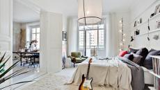 déco design scandinave appartement de ville