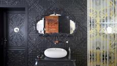 lavabon miroir maison de luxe amsterdam