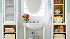Rangement salle de bain pour que l'ordre règne
