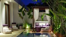 villa seminiyak luxe et intimité