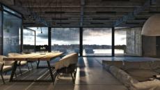 maison design style industriel