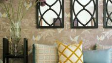 miroirs originaux style médiévale