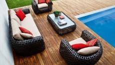 mobilier de design salon jardin