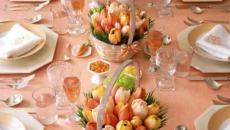 déco carottes pour pâques