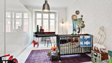 Décoration originale couleurs sympa chambre