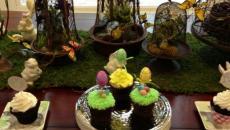 décoration de Pâques pour la table