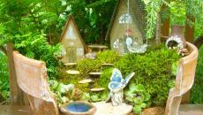 14 réaliser un joli mini jardin
