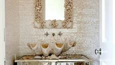 Magnifique salle de bain au design marin