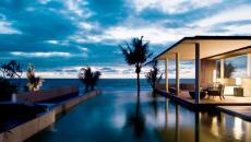coucher de soleil bali alila villa