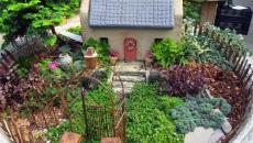 15 réaliser un joli mini jardin