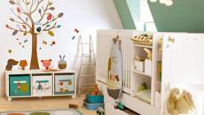 16 décoration avec stickers muraux spécial chambre bébé