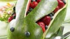 pastèque lapin original