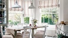 salle à manger style maison de campagne