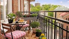 aménager un petit balcon citadin