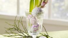 déco spécial consacrée à Pâques