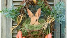 couronne carotte et lapin