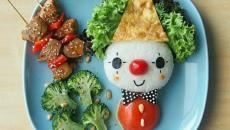 manger équilibré pour un enfant