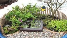 18 réaliser un joli mini jardin