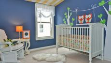 2 décoration avec stickers muraux spécial chambre bébé
