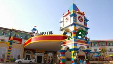 premier hôtel design Lego aux États-Unis