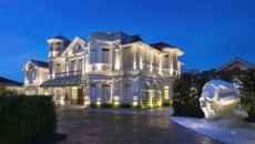manoir hôtel en malaisie