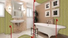 Salle de bain isolation