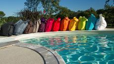 Textiles de style outdoor signés Juras