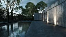 résidence secondaire au design industriel