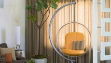 Fauteuil design pour salon moderne
