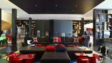 citizen M hotel design Londres