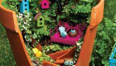 20 réaliser un joli mini jardin