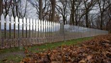 clôture de parc en miroir