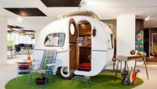 bureaux au nouveau design Amsterdam
