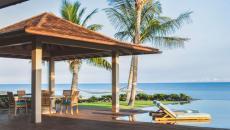 exotique paysage maison de vacances