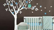 3 décoration avec stickers muraux spécial chambre bébé