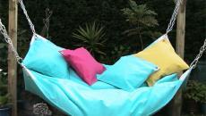 le hamac design ou le mobilier de jardin déco