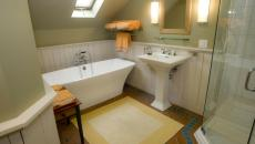 Salle de bain isolation vitrée