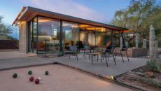 vacances terrasse de maison de location